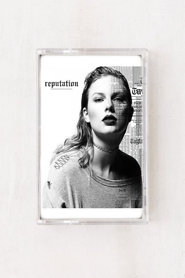 Taylor Swift Reputation Limited Cassette Tape Cassette Taylor Swift Cassette Tapes