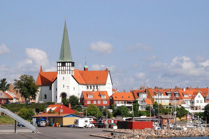Nikolaikirche Rønne #nikolaikirche #roenne #ronne #bornholm