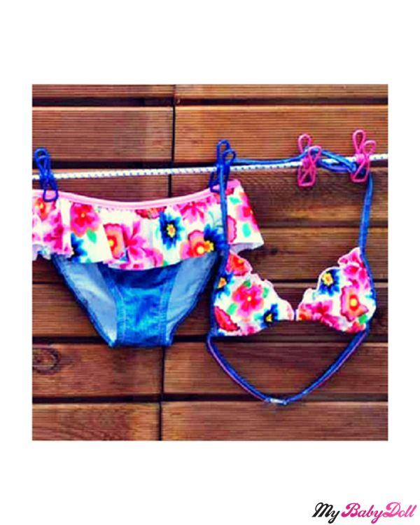 Παιδικό Μαγιώ Bikini – Hippies By Crool  Δείτε εδώ > http://mybabydoll.gr/shop/girl/paidiko-magio-bikini-hippies-by-crool-r16-612/  Παιδικό μαγιώ bikini της ελληνικής εταιρείας Crool. Ένα μαγιώ που θα λατρέψουν οι μικρές μας φίλες αλλά και οι γονείς με την άριστη ποιότητα του. Στεγνώνει εύκολα μετά την έξοδο από την θάλασσα.