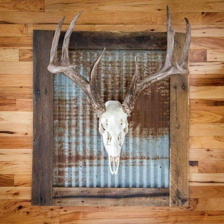 Make Deer Antler Decor Home from i.pinimg.com