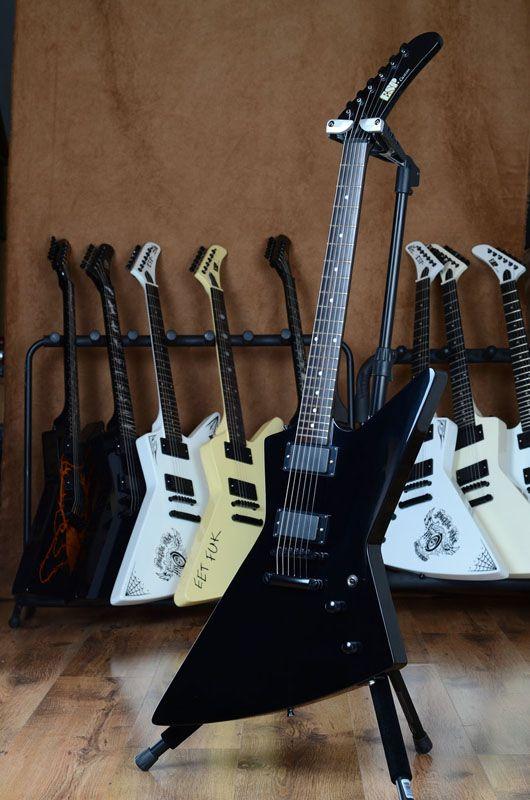 Black ESP Explorer MX250 Ⅱ Guitar Clone price:$519 - Electric Guitars for sale