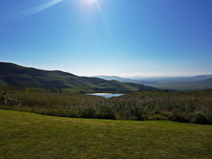 Toplodge in the Northern Drakensberg