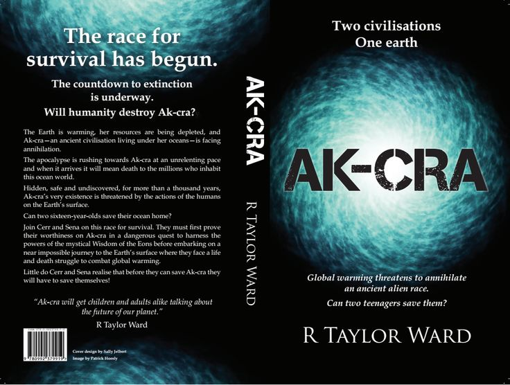 Ak-cra's 'wrap around' cover. Design by Sally Jelbert Image by Patrick Hoesly