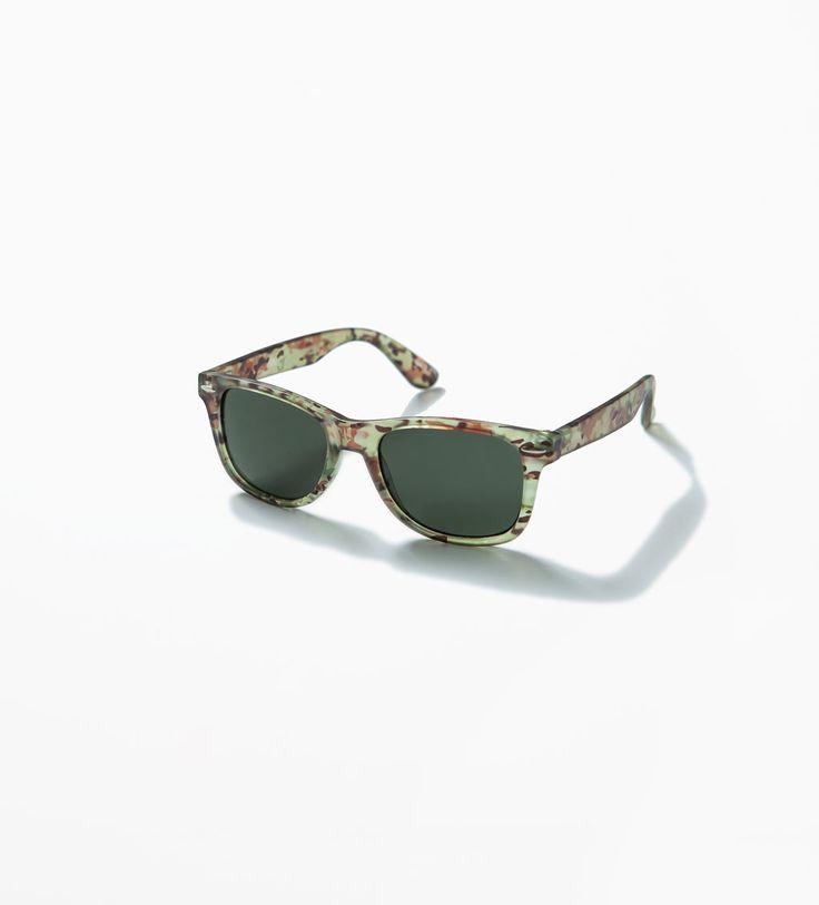 ZARA - NIÑOS - Gafas de sol camuflaje