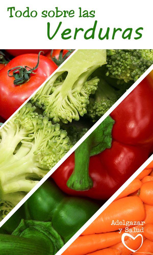 Existen muchos tipos de verduras, como puedes ver el mercado está repleto de variedades de hortalizas. Además del bonito espectáculo de color que nos ofrecen, las verduras son un alimento fundamental en una dieta equilibrada.