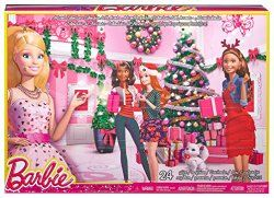 Barbie Advent Calendar $13.95!