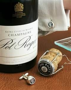 Simply the best: Pol Roger champagne