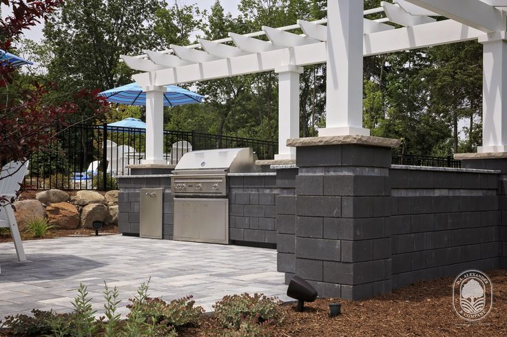 14 days… 14 projects Follow us as we celebrate the final days of summer, featuring some our favorite projects from the season. stunning outdoor kitchen  #daalexander #loveyourlandscape  #outdoorliving #landscapedesign #northville #annarbor #canton #plymouth #livonia #novi #michigan #summer #finaldaysofsummer  #itsstillsummer #homesweethome #customlandscape #dreamhome