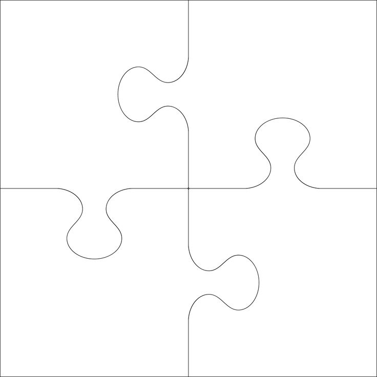 puzzle-pieces template