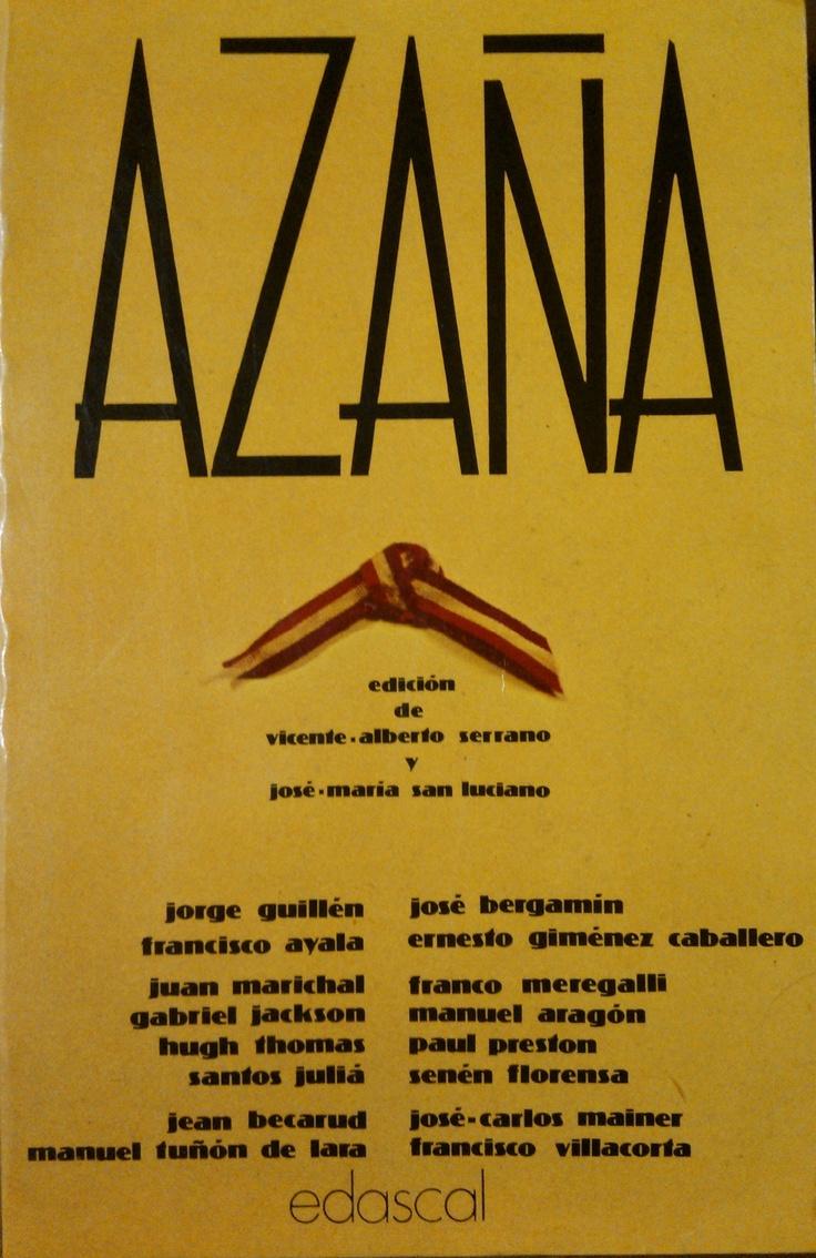 Azaña. #lagalatea