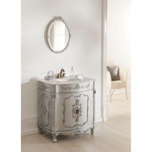 Vintage Style Bathroom Vanity Unit