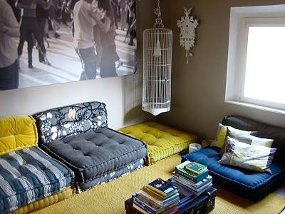 martino design: da un materasso a un divano a cuscini trapuntati