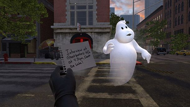 PlayStation VR Got A Surprise Ghostbusters Game Yesterday - News
