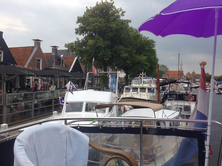 De Lemmer in Fryslân