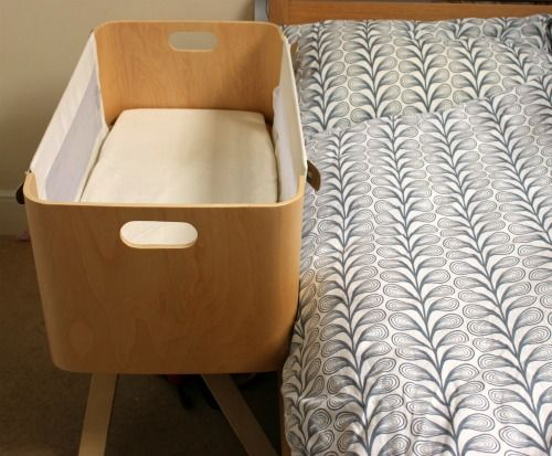 Bassinet to match my Heywood Wakefield bedroom set :)