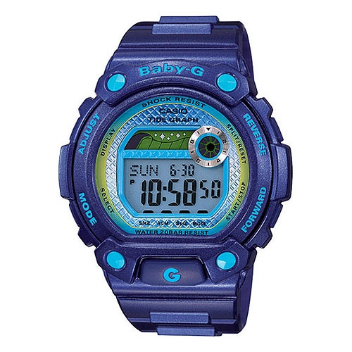 Meet Casio Baby-G BLX100-2 Women's Watch. She's the perfect partner for every summer jaunt! Where would you take her?Casio Women, Baby'S G, Quartz Watches, Resins Quartz, Grey Dial, Blx1002Dr Casio, Babygate Blx1002Er, Casio Babygate, Digital Watches