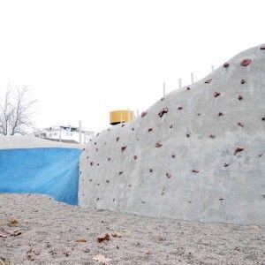 Urban Park & Playground by Rehwaldt Landscape Architecture