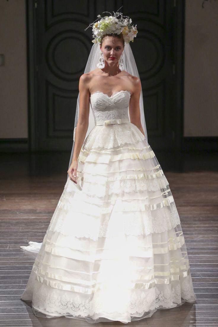 york bridal fashion week designer edit