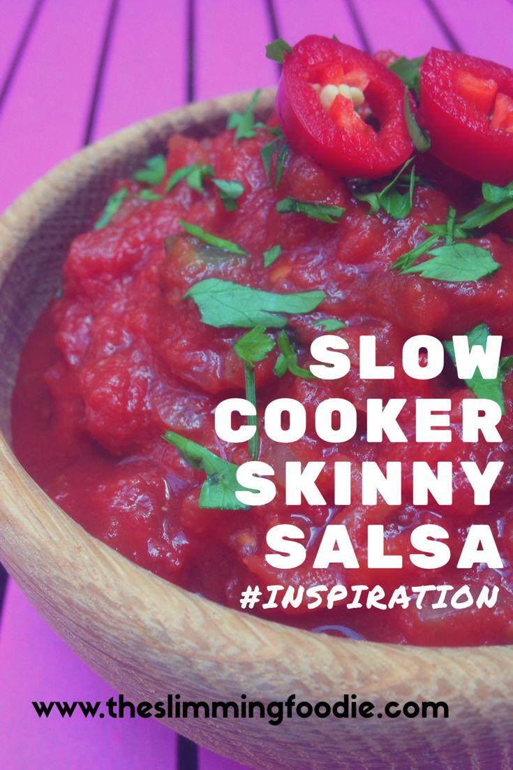 Slow-cooker skinny salsa