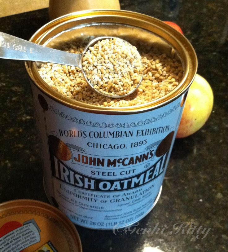 World's Best Irish Oats