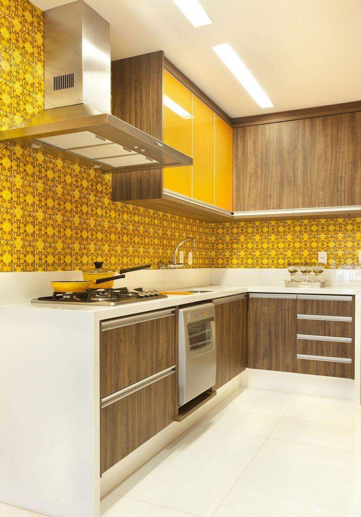 Die besten 25+ Armario de cozinha planejado Ideen auf Pinterest - kuchengestaltung mit farbe 20 ideen tricks