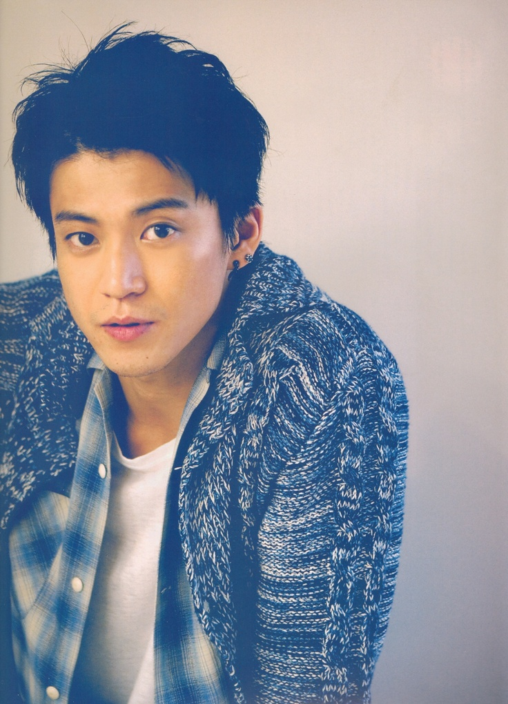 Shun Oguri // December 26th 1982 (33) // Capricorn // 6&1/2ft //