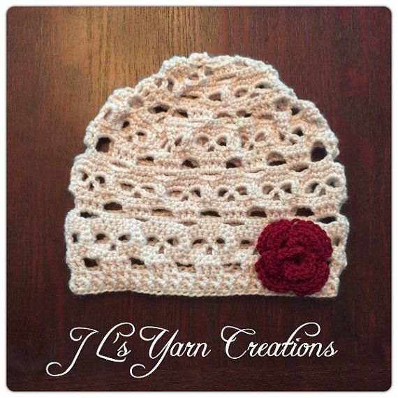 Crocheted Skull Slouchy Beanie | Crochet skull and Crochet