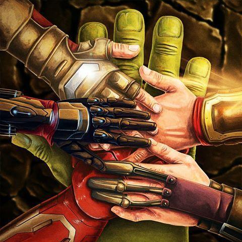 Avengers Assemble!!!!!