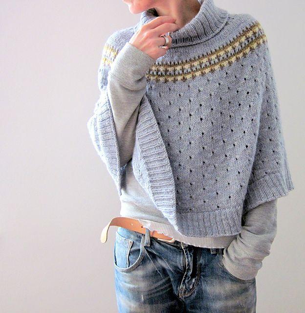 Ravelry: Indigo Frost pattern by Isabell Kraemer