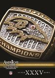 NFL: America's Game - 2000 Baltimore Ravens - Super Bowl Xxxv [DVD], 29396221