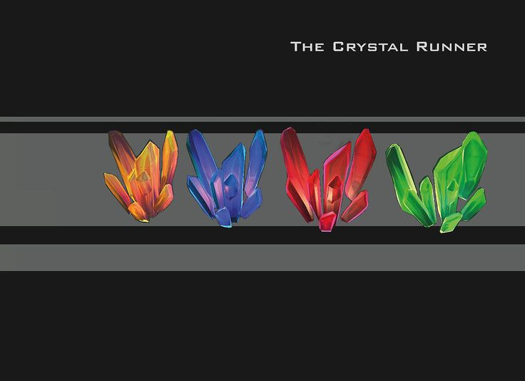 Stephane Fontaine environment artist | The Crystal Runner