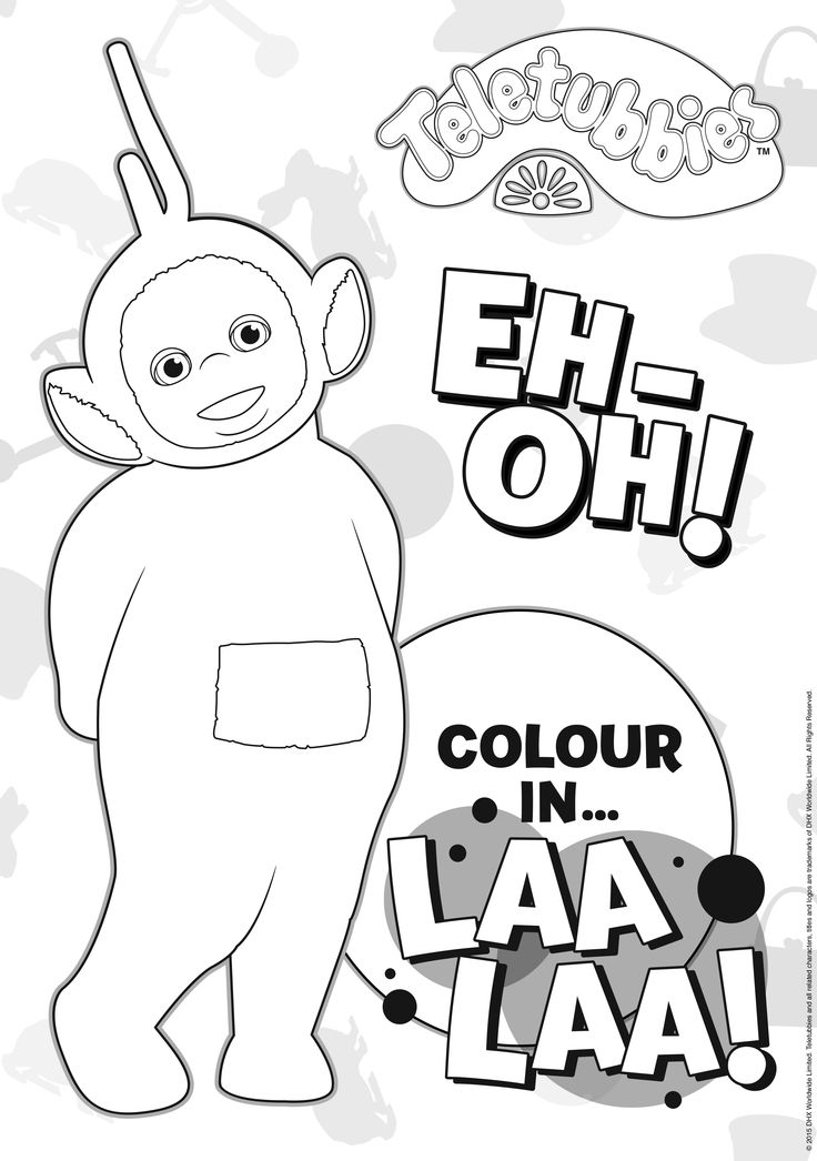 7 best Teletubbies - Activity Sheets! images on Pinterest | Activity ...