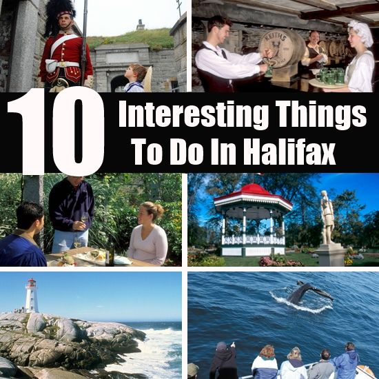 10 Interesting Things To Do In Halifax