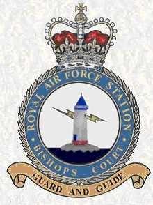 RAF Bishops Court (Northern Ireland) - Ground Comms