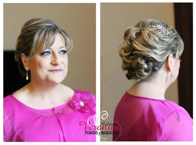mejores 12 imágenes de peinado para mama del novio o novia boda en