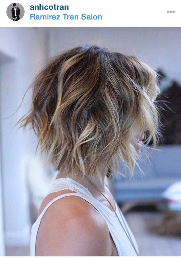 My next hair cut... End of summer blues