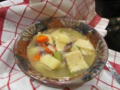 Turkey Pot Pie Soup | Yum for the Tum :) | Pinterest
