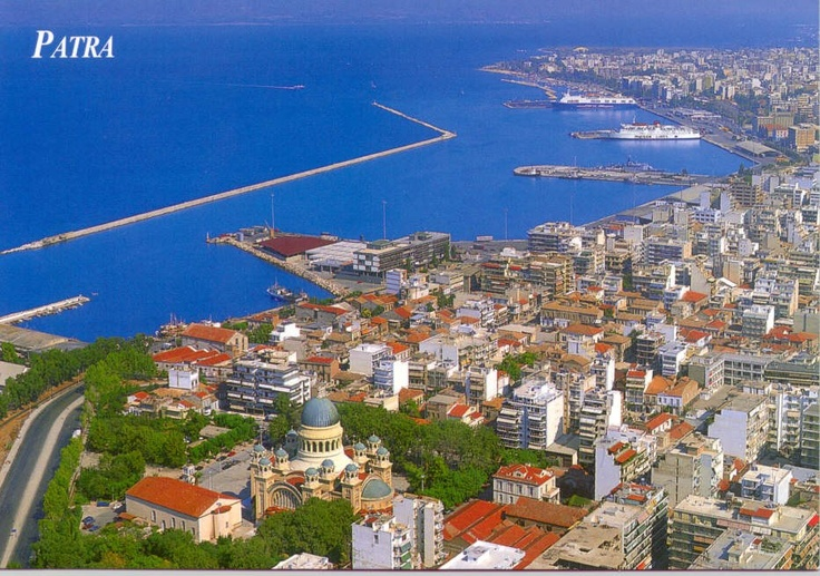 Feeling homesick for Patras my family's hometown in Greece