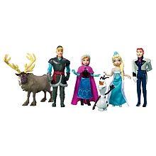 Disney Frozen - Coffret poupée complet de lhistoire de La reine des neiges
