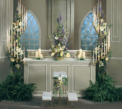 Best 25 wedding altar decorations ideas on pinterest for Altar wall decoration