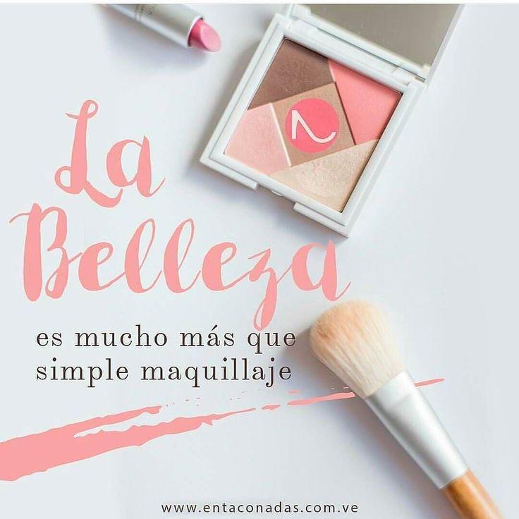 Nos encanta este mensaje de nuestras amigas de #Repost @entaconadas   Hoy jueves #TBT queremos recordar esta hermosa frase porque sí nosotras amamos el maquillaje pero nos amamos más a nosotras mismas. El maquillaje no lo es todo yo lo soy todo  No confundas maquillaje con belleza. Un corazón no se puede maquillar el alma no se puede maquillar. #LaBellezaEsPorDentro #MujeresReversibles #Maquillaje #Makeup #Bellezareal #BellezaNatural