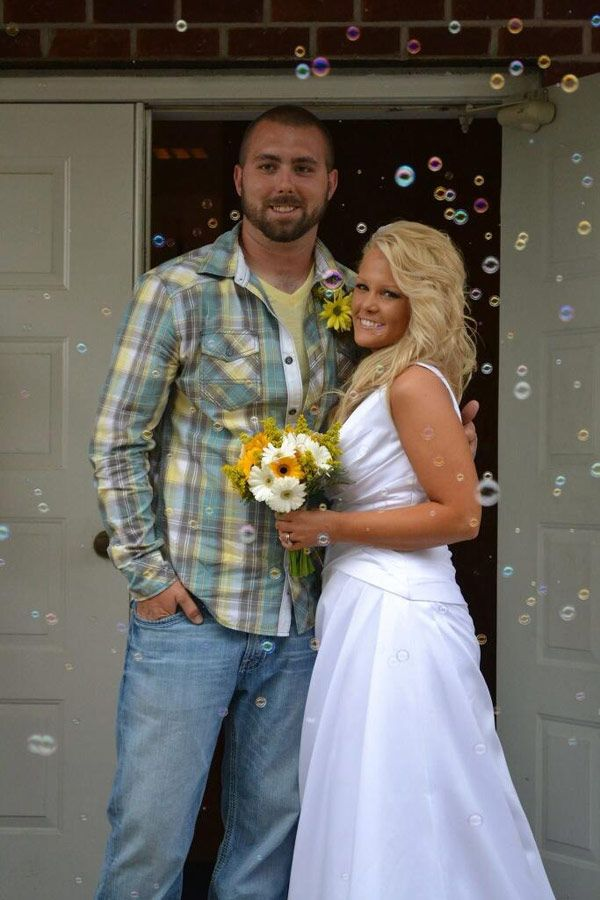 Corey Simms: Why The 'Teen Mom 2′ Dad Wore Jeans To His Wedding