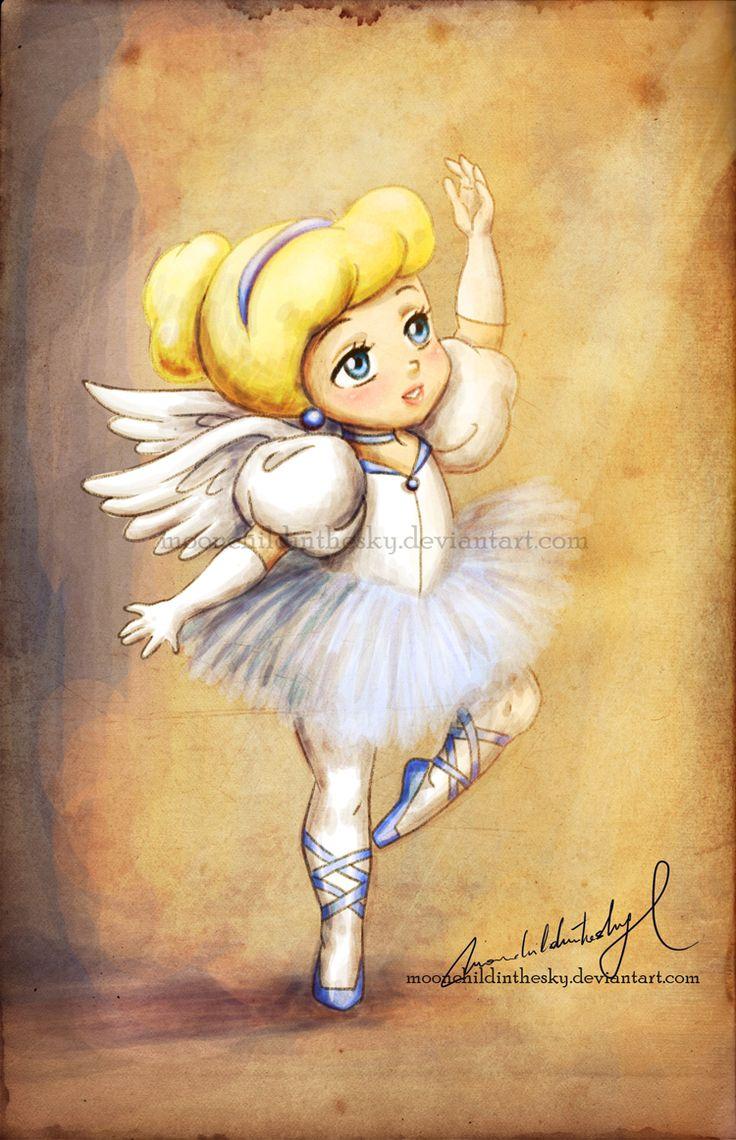 Cenicienta bailarina.//