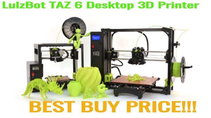 #VR #VRGames #Drone #Gaming Buy LulzBot TAZ 6 Desktop 3D Printer - Best Price 3-d printers, 3d printer, 3d printer best buy, 3d printer canada, 3d printer cost, 3d printer for sale, 3d printer price, 3d printer software, 3d printers 2017, 3d printers amazon, 3d printers for sale, 3d printers toronto, 3d printers vancouver, 3d printing, best 3d printer, best 3d printer 2017, Drone Videos, large 3d printer, large 3d printer price, large 3d printer service, top 3d printers #3D
