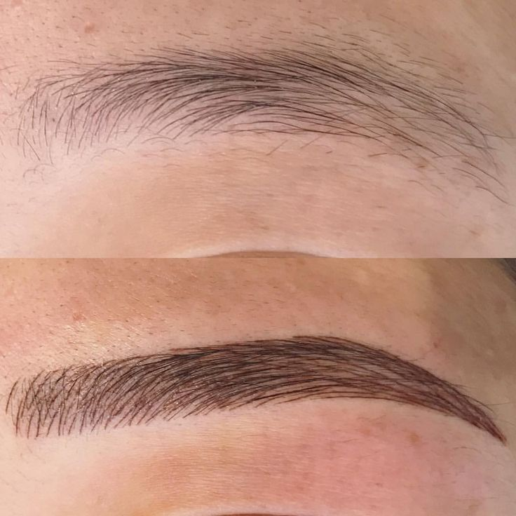 """363 curtidas, 13 comentários - Cosmetic Tattoo Brows Sydney (@zar_browexpert) no Instagram: """"ARTIST ZAR- Up close hair strokes using digital machine method.. over 6 years experience. Not…"""""""