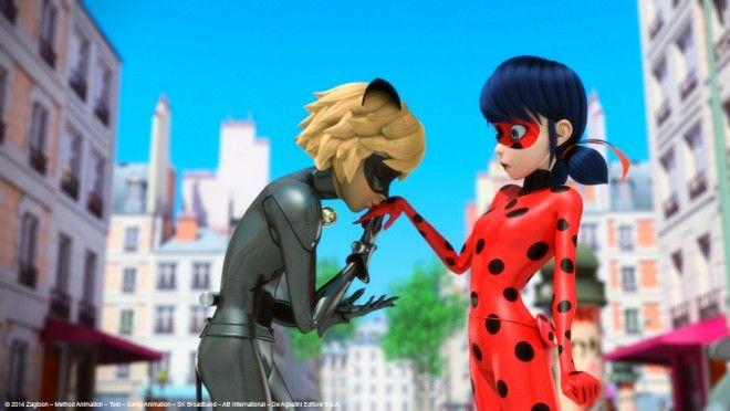 Miraculous : Lady Bug et Chat Noir