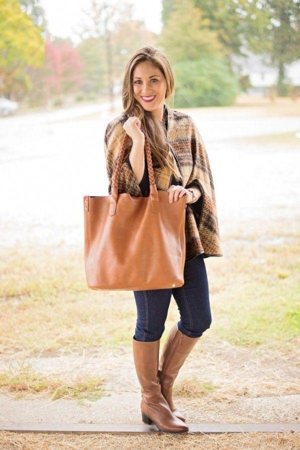 Практичная покупка: высокие кожаные сапоги 10