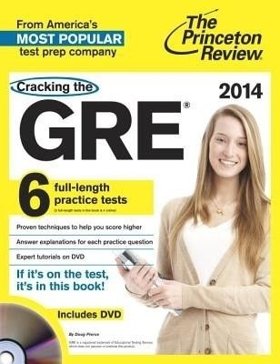 Cracking the #GRE with 6 Practice Tests
