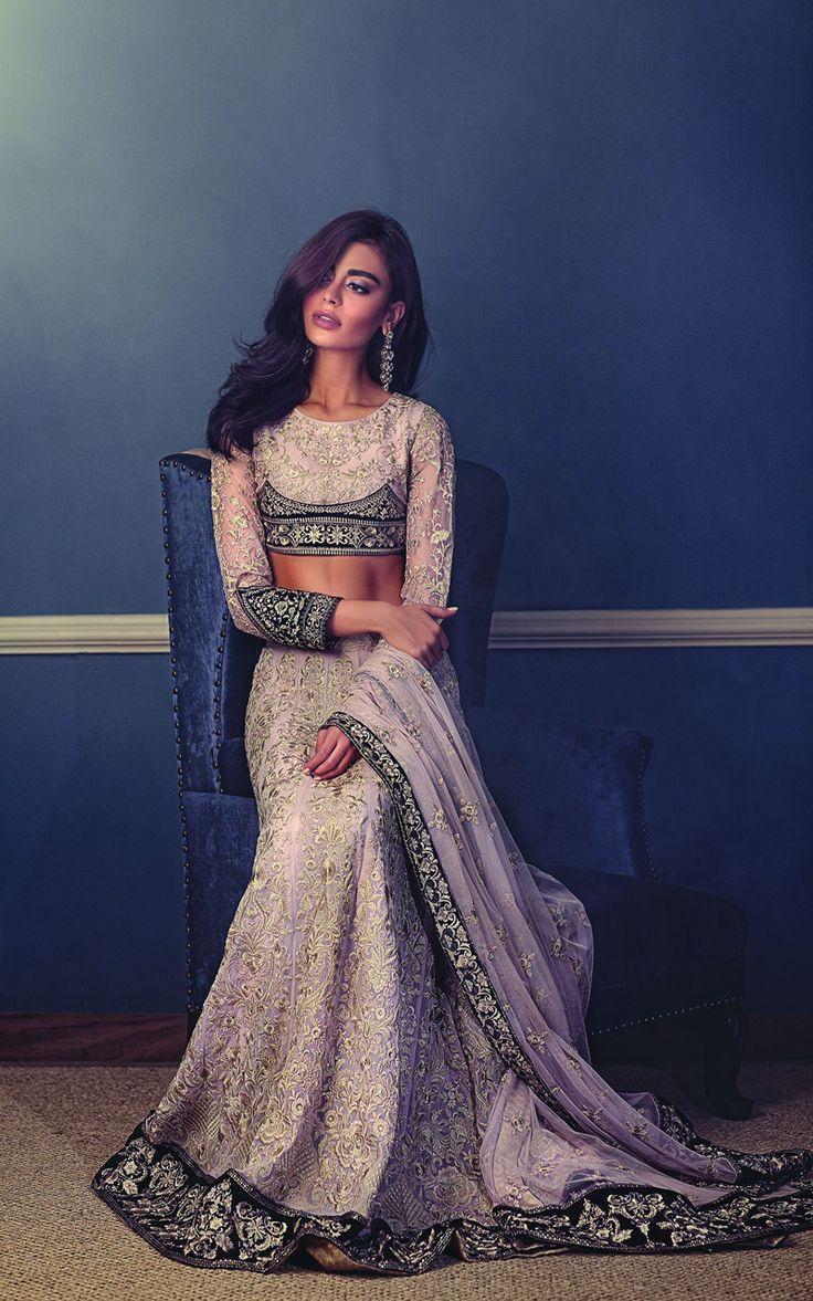 Le Belle et Le Sailor | highfashionpakistan:   Threads and Motifs, Wedding...