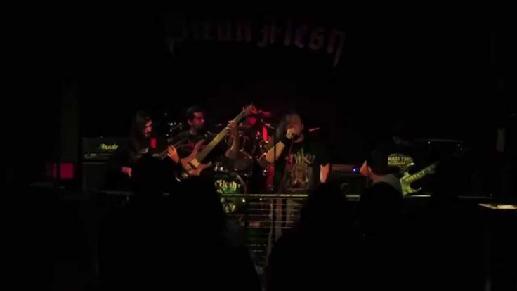 Bleak Flesh - The Spectral Path (Live cam audio, Extreme Metal Showdown)